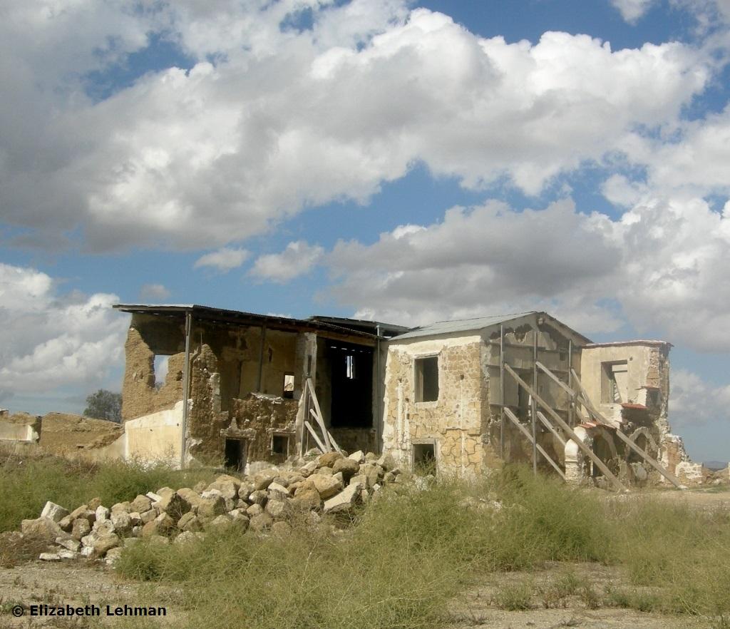 Exploring Cyprus: Lusignan Palace Ruins