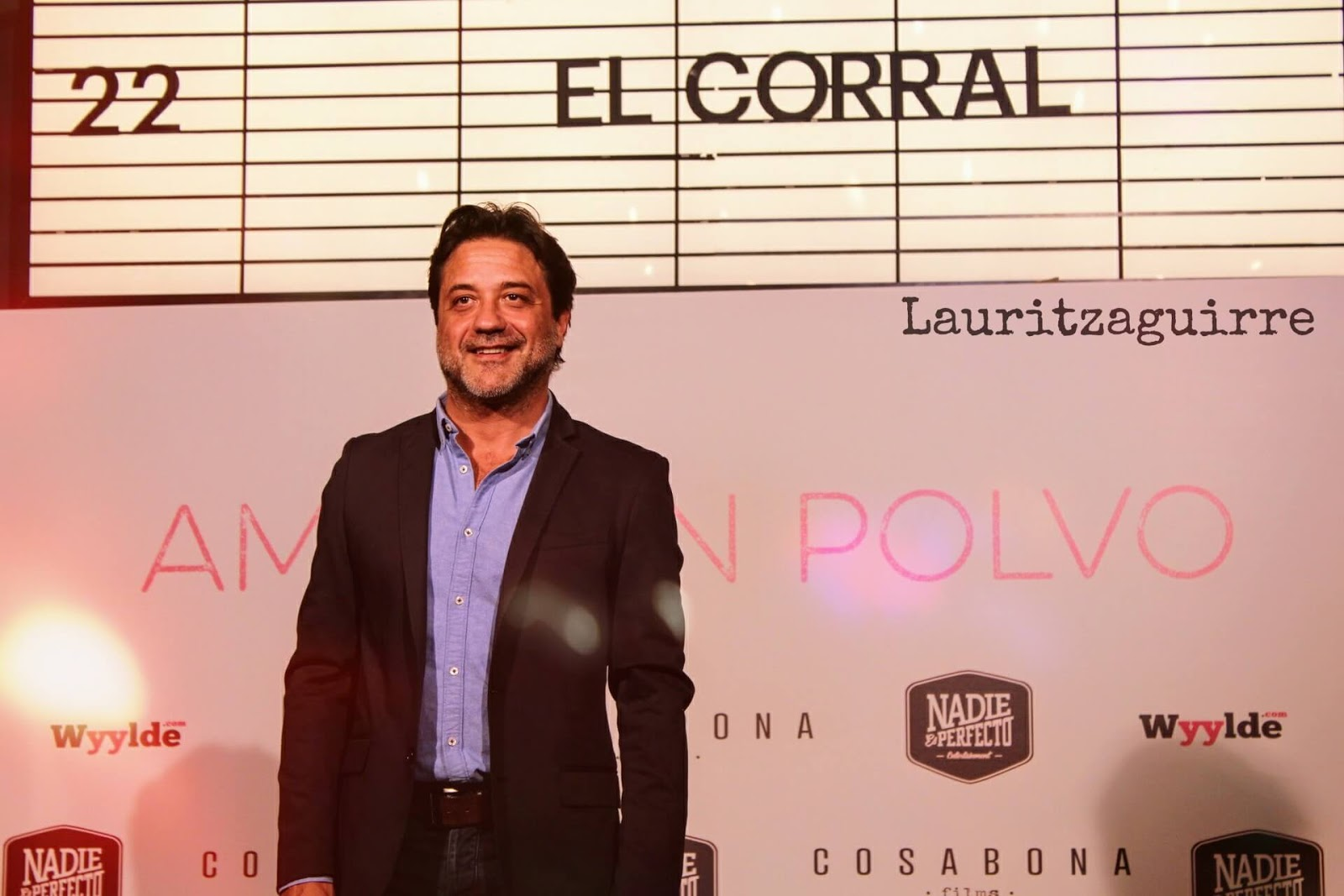 Noticias] Finaliza el rodaje de la película \'Amor en polvo\'   Los ...