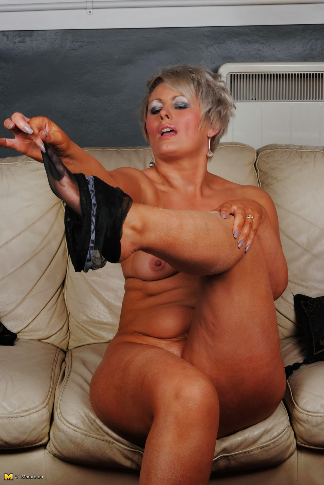 Hot old naked women