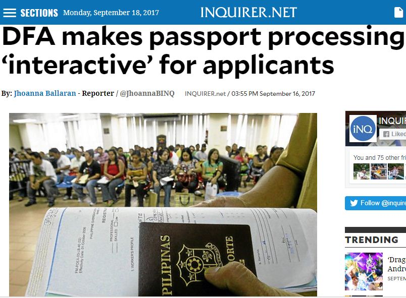 http://technology.inquirer.net/66991/dfa-makes-passport-processing-interactive-applicants-passport-division-feedback-mechanism-dfa-foreign-affairs