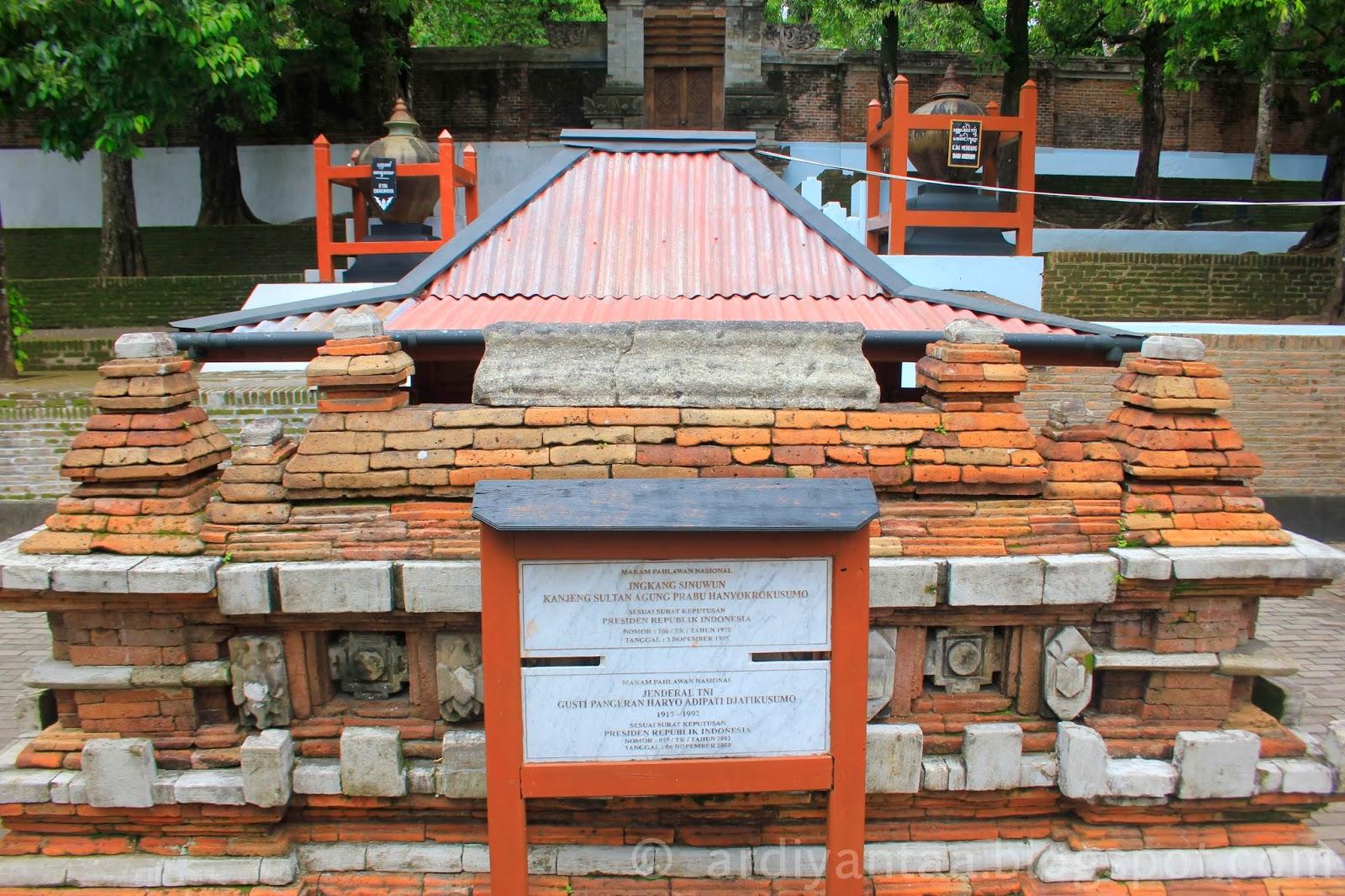 Image result for Pemakaman Sultan Agung Imogiri