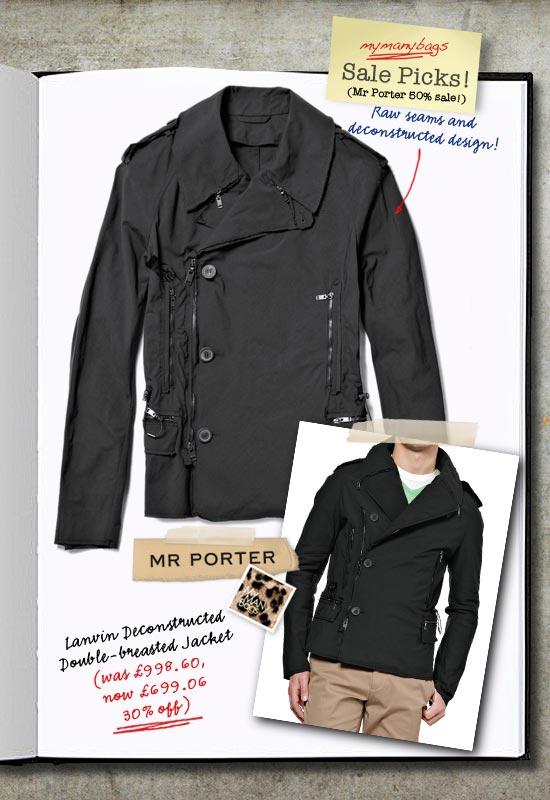 c0a6355c39aa My MR PORTER Spring Summer Sale Picks!