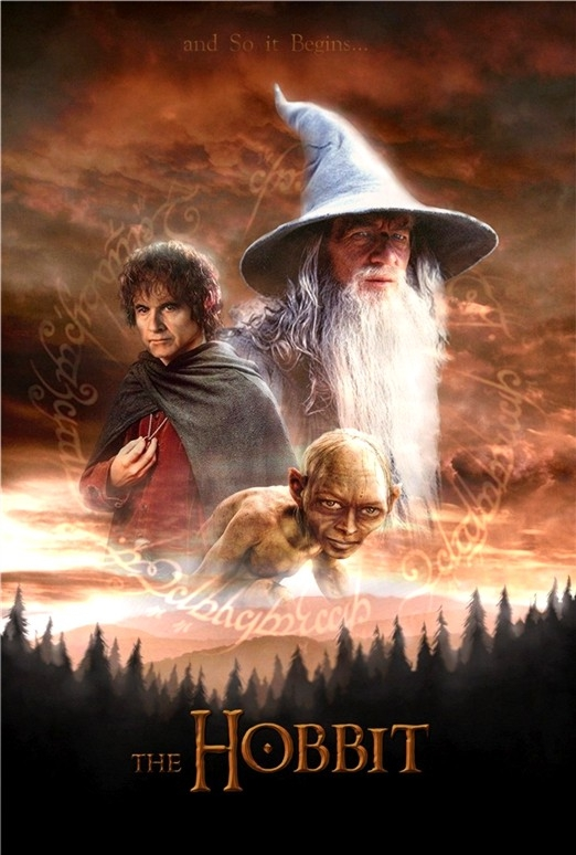 Forthcoming Movies: The Hobbit - film series