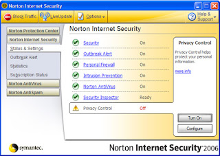 norton antivirus anti-virus firewall segurança security