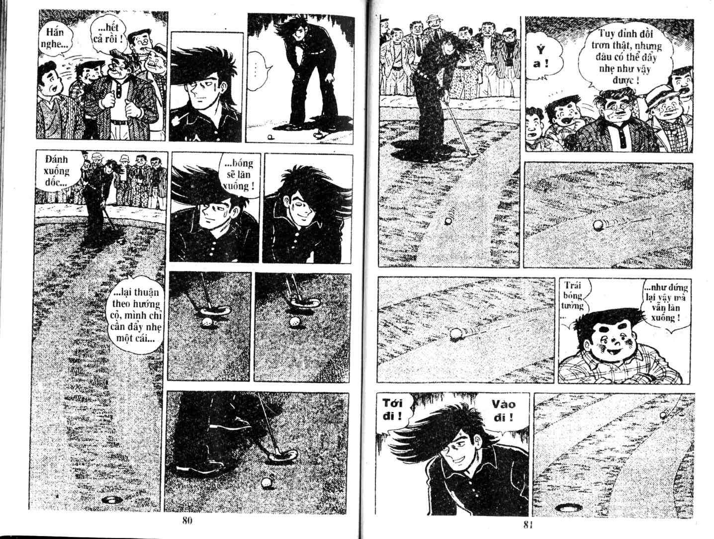 Ashita Tenki ni Naare chapter 7 trang 39