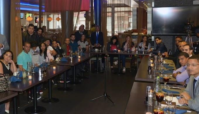 Cientos de jóvenes se integran al PLD inspirados en el liderazgo de Leonel