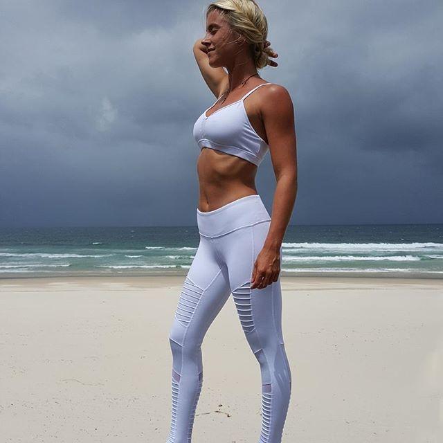 Australian Fitness Model Ashley Freeman