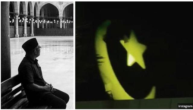"""HEBOH! Rekaman Malam Lailatul Qadar oleh Ridwan Kamil, Netizen : """"Merinding""""!"""