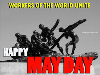 May day 2019 wishes Images Chennai Labour Statue