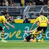 Jornal de Frankfurt faz piada com terrorismo após derrota do time em Dortmund