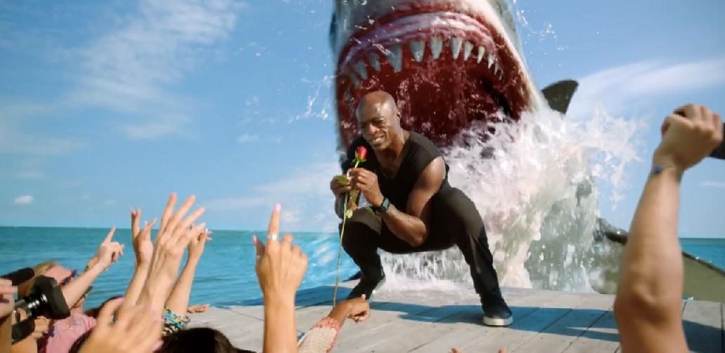 7a272becce6669 Watch Seal (the man) Get Eaten By A Shark In New Ad For Discovery's ...