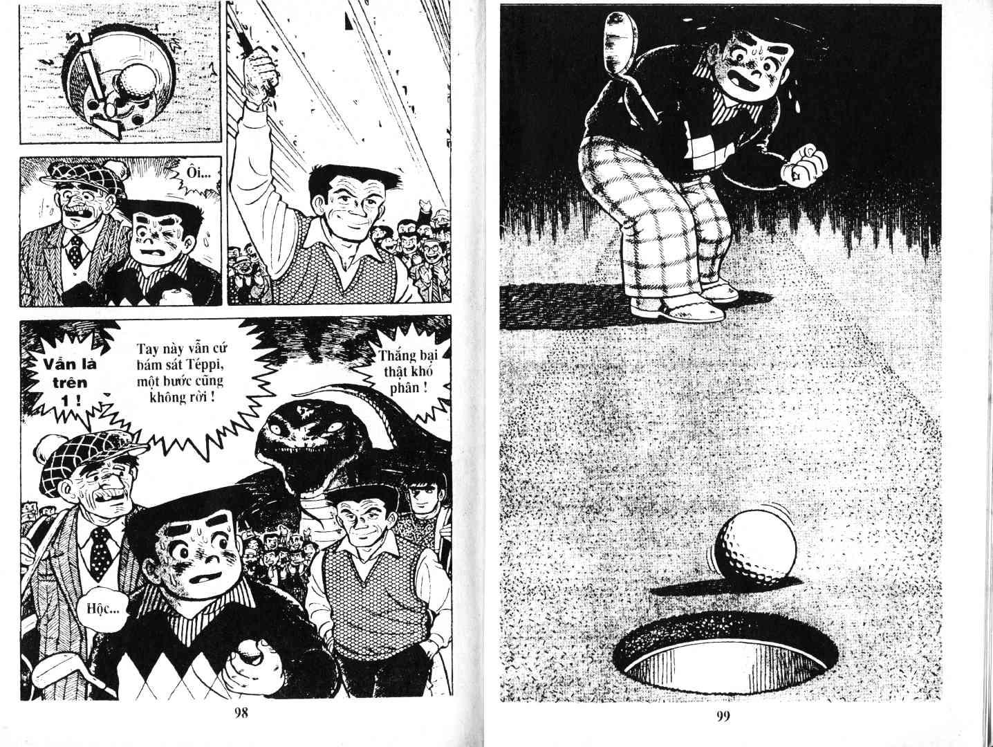 Ashita Tenki ni Naare chapter 51 trang 48