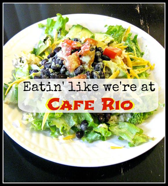 Cafe Rio Kids Quesadilla Nutrition Facts