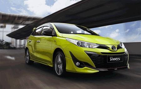 Harga Kredit Toyota Yaris Promo Dp Murah Terbaru 2018