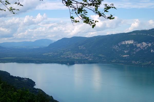 savoie lac bourget belvédère ontex