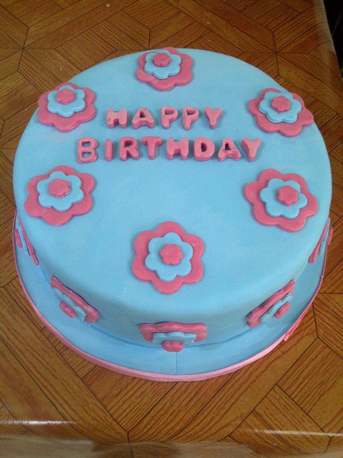 Wnba Birthday Cake