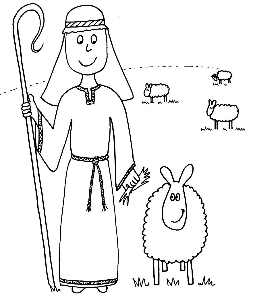 good shepherd coloring pages free - life happens after 60 too