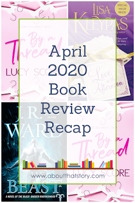 April 2020 Book Review Recap | About That Story