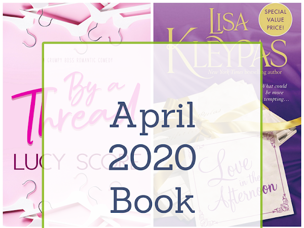 April 2020 Book Review Recap
