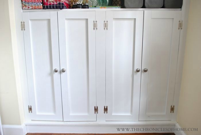 Adding Mdf For A Shaker Style To Kitchen Door