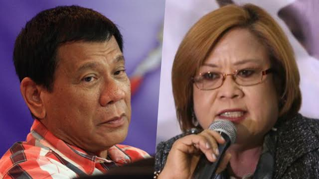 Pres. Rody to De Lima: I have evidences