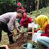 Bupati H. Sayed Jafar. SH Lakukan Revolusi Hijau Hutan Meranti