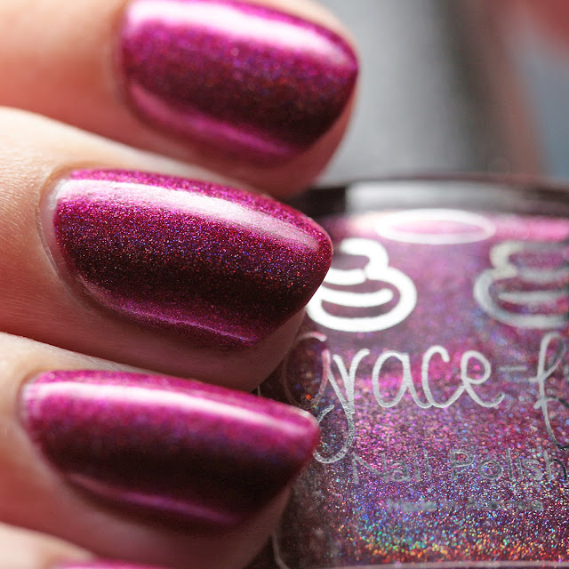 Grace-full Nail Polish Premonition