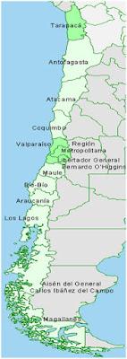 Guerra de incendios forestales en Chile