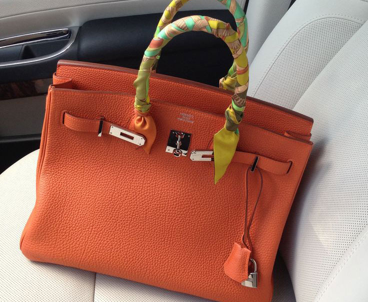 birkin clutch - My Favorite Color Hermes Bag #Hermes #Birkin #Bag | Outlet Value Blog