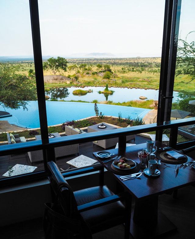 Four Seasons Serengeti, Tanzania