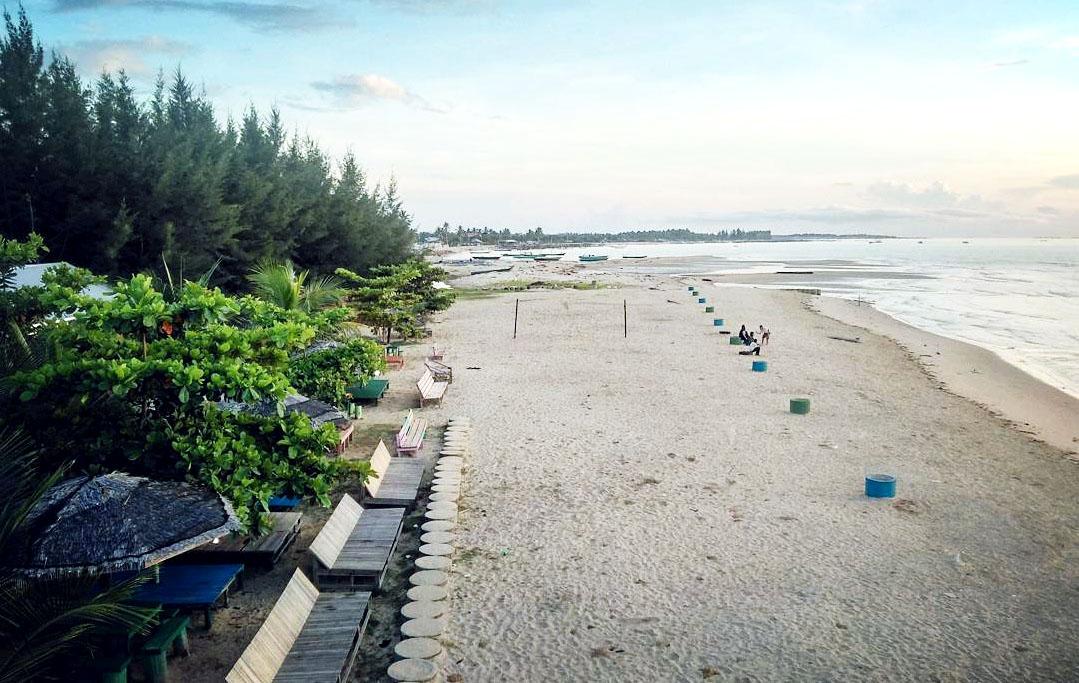 Tempat Wisata Pantai Amal Di Kalimantan Utara
