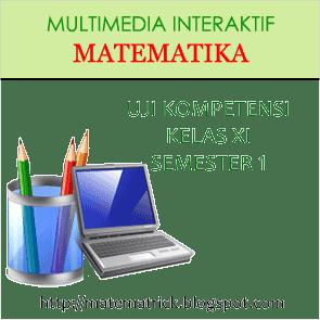 Soal uji kompetensi matematika online kelas xi