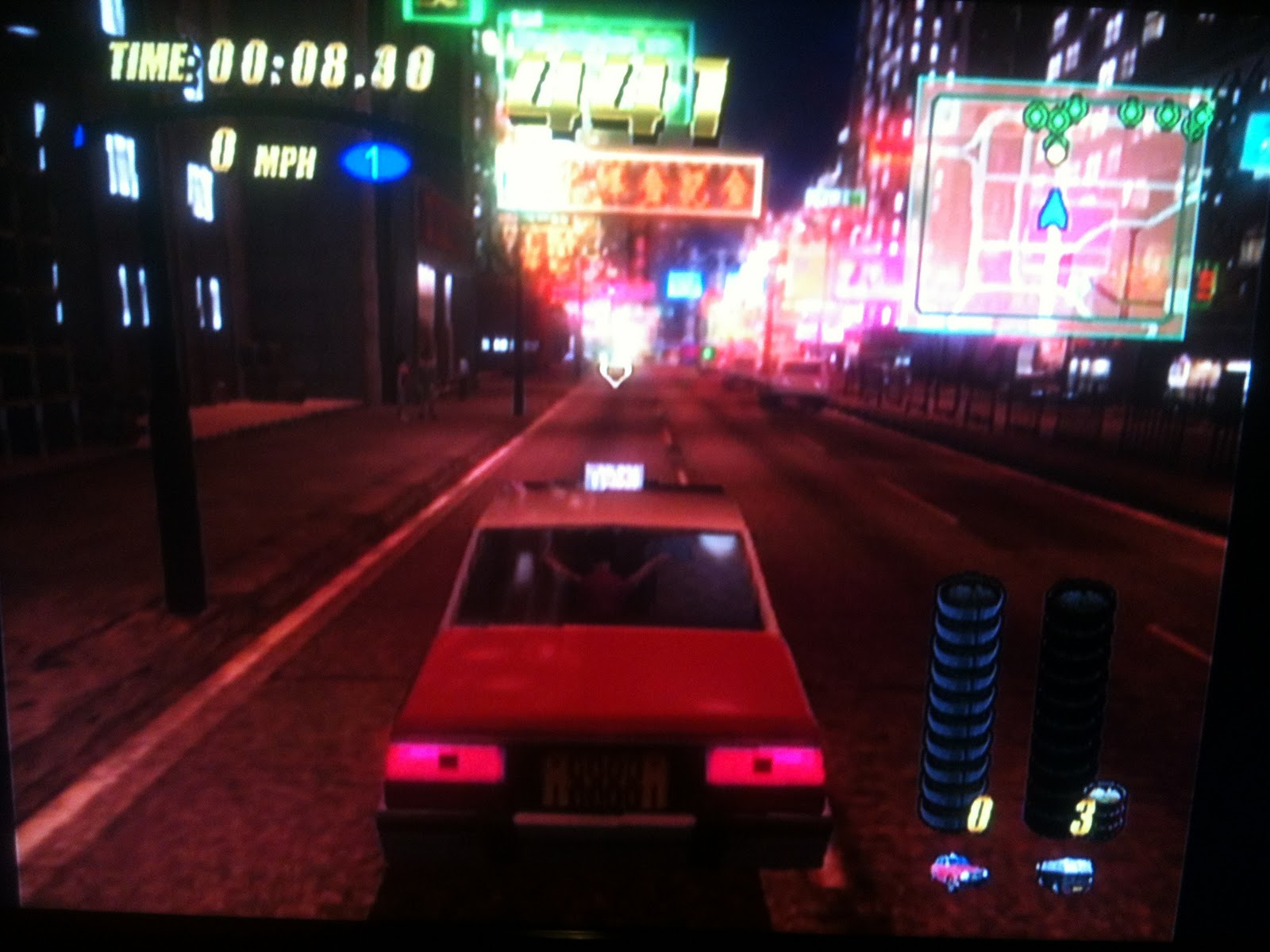 Ass Traffic 1 hex1gon -- the xbox collector: wreckless: the yakuza