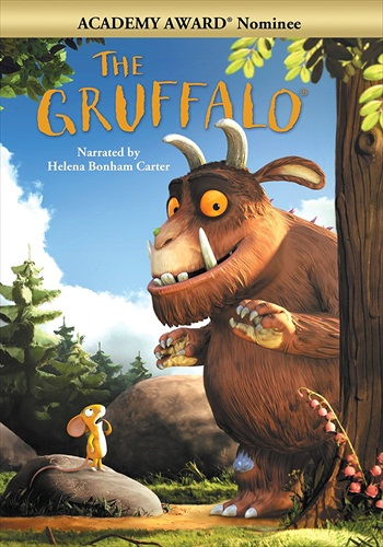 The Gruffalo 2009 Dual Audio 300MB