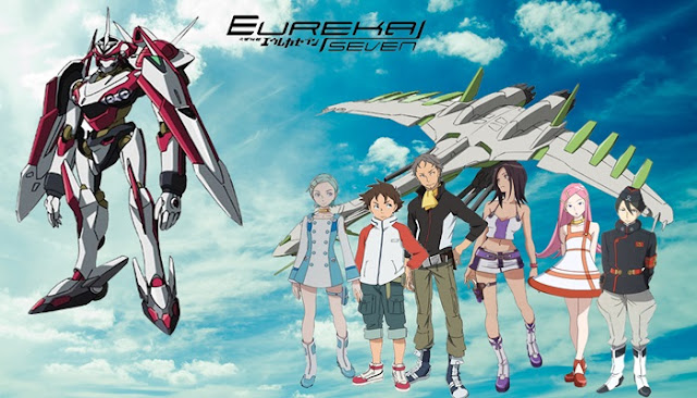 Download Eureka Seven Subtitle Indonesia