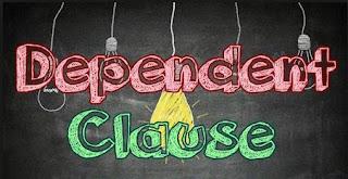 sebelumnya sudah pernah kita bahas terlebih dahulu apa itu Independent Cluase Pengertian dan Contoh Dependent Clause