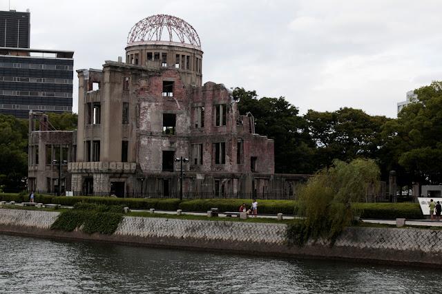Monumento de la Paz de Hiroshima o Cúpula de la Bomba Atómica