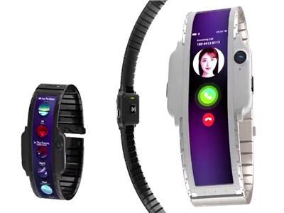 مواصفات أول هاتف على شكل ساعة في العالم