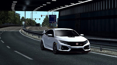 Honda Civic Type-R Fix - ETS2 v1.34