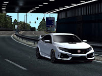 Honda Civic Type-R Fix - ETS2 v1.34