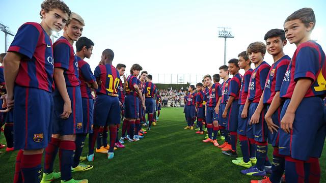 Fc Barcelona Academy Set Up Here In Lagos Nigeria Cheer On Nigeria