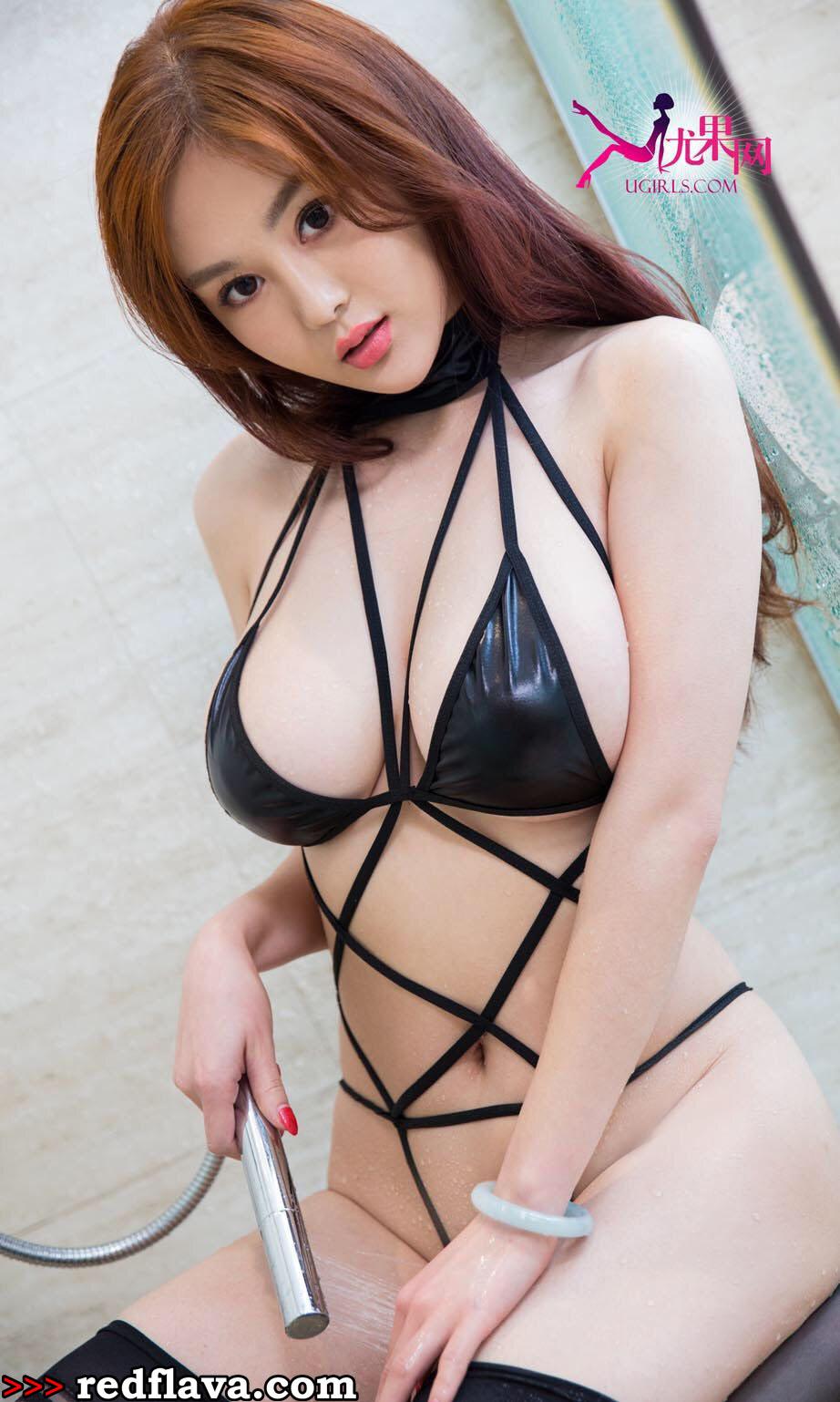 Yi Yang Sexy Attractive Chinese Model  Nice Girl-7384
