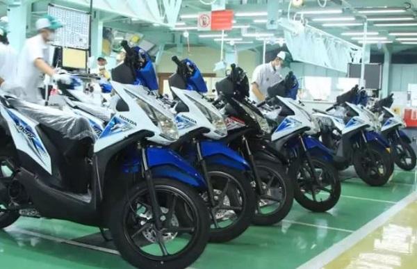 Penjualan Sepeda Motor Oktober 2017 Mengalami Peningkatan Yang Cukup Signifikan
