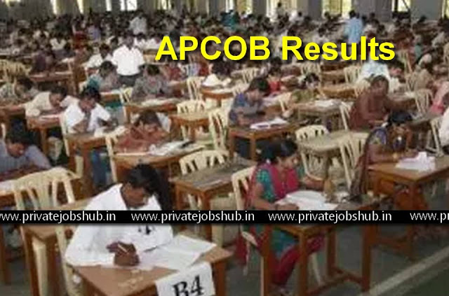 APCOB Results
