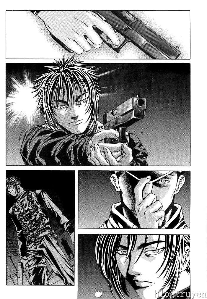 Zombie hunter chap 8 trang 12