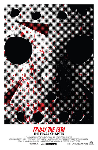 Skin Tight Creepy Dark Scary Horror Original Art Artwork Poster Print 11x17 inch