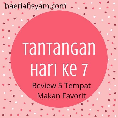 Review 5 Tempat Makan Favoritku Di Terengganu