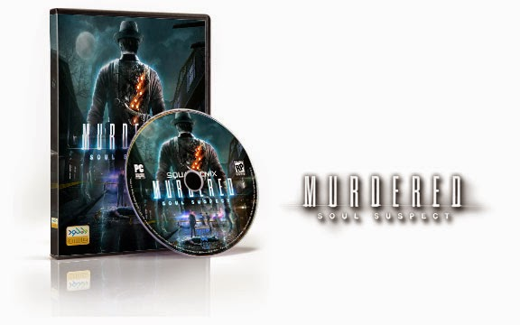 PC Game : Murdered: Soul Suspect - CODEX 1