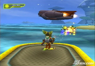 Ratchet & Clank Size Matters PS2 ISO Download