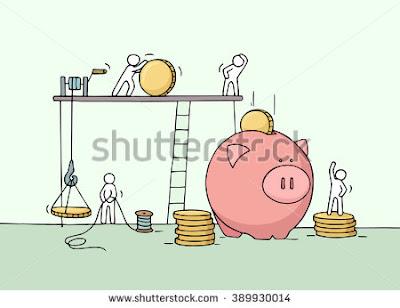 Veja neste post 4 dicas sobre como economizar dinheiro!